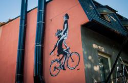 В Одессе появилось необычное пикантное граффити (ФОТО)