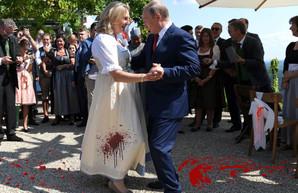 Танцы Путина и Кнайсль или Австрия всегда испытывала слабость к фюрерам