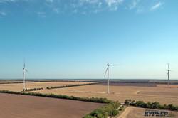 Как под Одессой строят электростанцию со 130-метровыми ветряками (ФОТО, ВИДЕО)