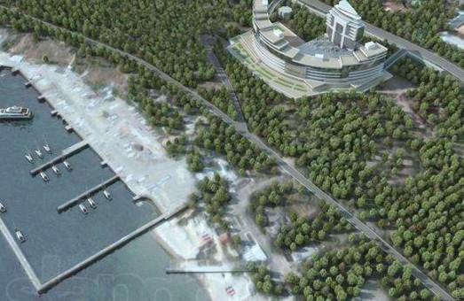 В Одессе на приморских склонах у пляжа Отрада могут построить высотки