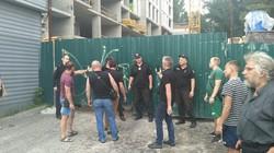 """В Киеве арестован земельный участок под стройкой одесского """"Кадорра"""""""