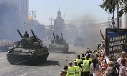 День Независимости Украины и стальная конница