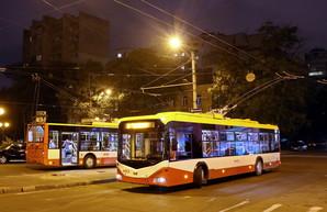Электротранспорт Одессы и Винницы снова признали лучшим в Украине