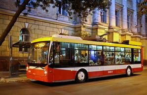 Одесские трамваи и троллейбусы нарастили пассажиропоток