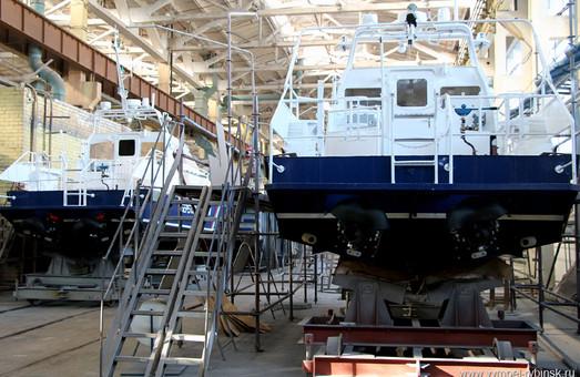 Швеция оставит российские десантные катера без двигателей