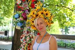 Как проходила ярмарка одесского фестиваля вышиванок (ФОТО)