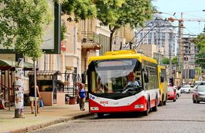 В Одессе прекращают работу летние маршруты электротранспорта