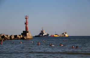 Дноуглубление в порту Южный выполнено на 70%