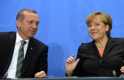 Ангельские мансы или о симпатиях Меркель диктаторам