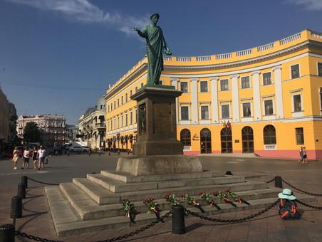 В Одессе почтили память отцов-основателей города (ФОТО)