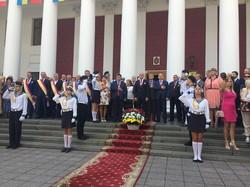 День города в Одессе начался с торжеств на Думской площади (ФОТО)