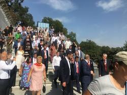 В день города в Одессе открыли часть Греческого парка (ФОТО)