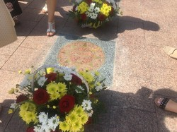 Одесскую Аллею звёзд пополнили семь новых имён (ФОТО)