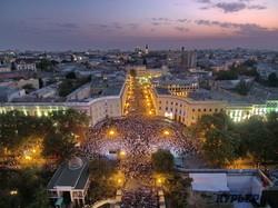 День города в Одессе завершился грандиозным концертом (ФОТО, ВИДЕО)