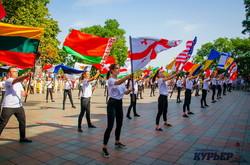 Как Одесса отмечала день города (ФОТОРЕПОРТАЖ)