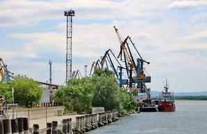 Дунайские порты Одесской области наращивают грузооборот