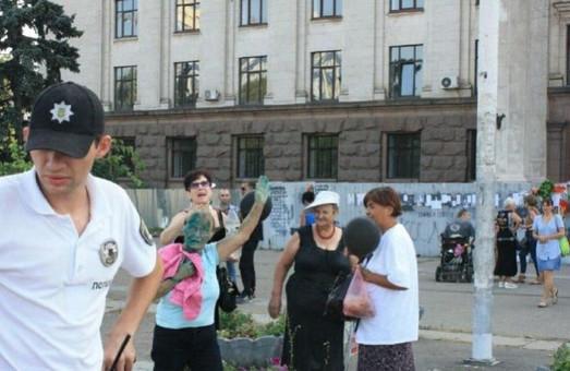"""Провокация """"куликовцев"""" или об унылых клоунах нашего городка"""