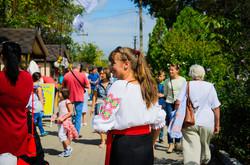 "В Вилково прошёл гастрономический фестиваль ""Дунайські гостини"" (ФОТО)"