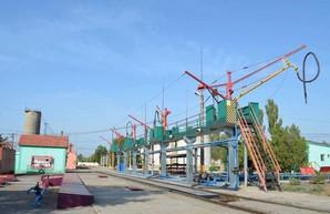 Одесская железная дорога ремонтирует локомотивное депо в Николаеве