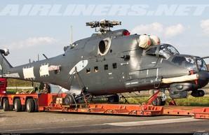 ВВС Венгрии получили отремонтированные в России вертолеты Ми-24