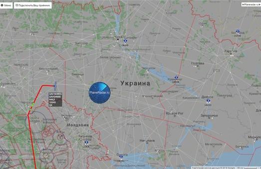 RQ-4 Global Hawk не прекращает свою миссию в Украине