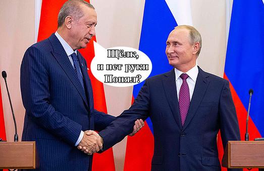 Эрдоган остановил наступление на Идлиб – Москва сдалась