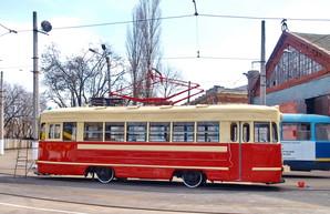 """Одесский музей электротранспорта приглашает на презентацию трамвая """"Одиссей"""""""