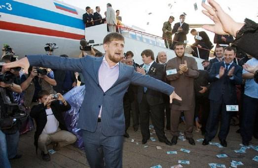 """Кремль лояльность Кадырова закрепил куском """"Роснефти"""""""