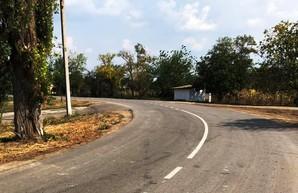 В Одесской области под Измаилом открыли дорогу после ремонта (ФОТО)