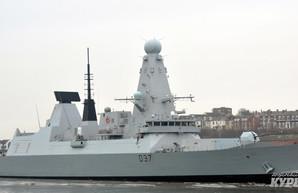 Королевский флот намерен защищать Одессу от российской блокады