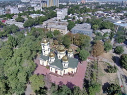 Над старой одесской Молдаванкой доминируют высотки (ФОТО)