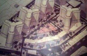 """Санаторий """"Молдова"""" в Одессе планируют застроить 20-этажными зданиями"""