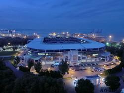Огни ночной Одессы с высоты 200 метров (ФОТО, ВИДЕО)