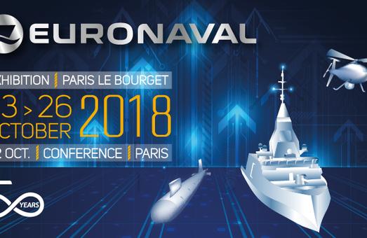 Военно-морской салон Euronaval-2018 обойдется без России