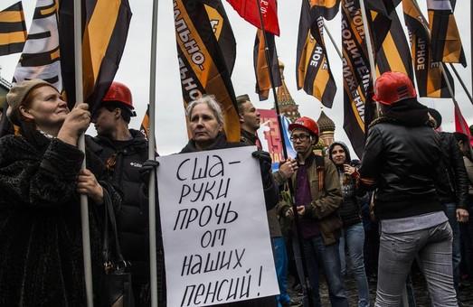 Росстат не изменил традициям и снова солгал о процветании России в условиях санкций