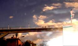 Тещин мост в Одессе имени Великой княгини Шарлотты (ФОТО)
