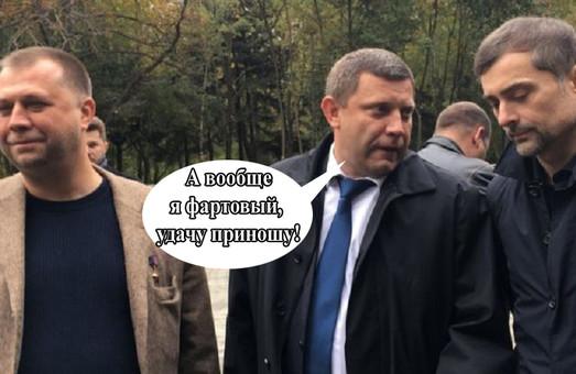 Куратора сепаратистов Донбасса Суркова пускают в расход