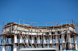 Открытие Воронцовской колоннады после реставрации снова откладывается (ФОТО)