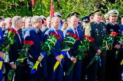 Как в Одессе отметили День защитника Украины (ФОТО)