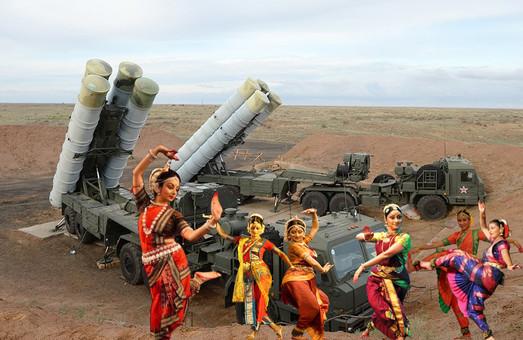 """Индия, С-400 и танцы с бубном вокруг """"контракта"""""""