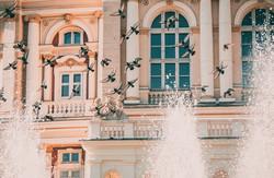 В Одессу пришла осень (ФОТО)