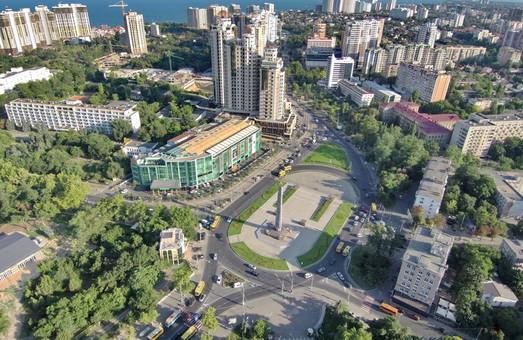 На перекрестках Одессы построят кольцевые развязки