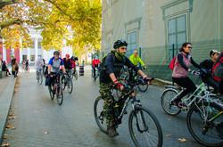 Велошабаш: с Думской площади уехала вся нечисть (ФОТО)