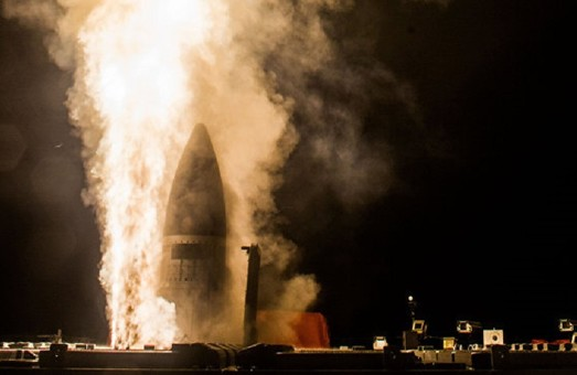 США провели испытания новейшей зенитной ракеты SM-3 Block IIA