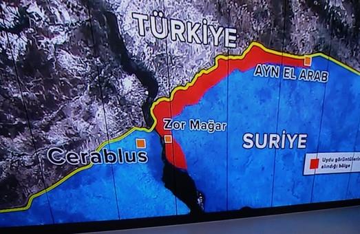 """Эрдоган, наплевав на РФ и США, продолжает """"поход"""" в Сирию"""