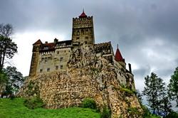 Замок графа Дракулы: история и легенды (ФОТО)