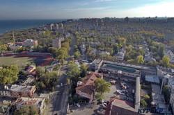 Осенняя Одесса: полет над Французским бульваром (ФОТО, ВИДЕО)