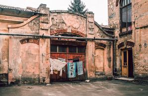 Где находится самый старый автомобильный гараж в Одессе (ФОТО)