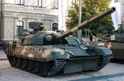 Украинская модернизация Т-72АМТ актуальная от Польши до Азербайджана