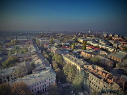 Одесса окрасилась в 50 оттенков желтого (ФОТО, ВИДЕО)